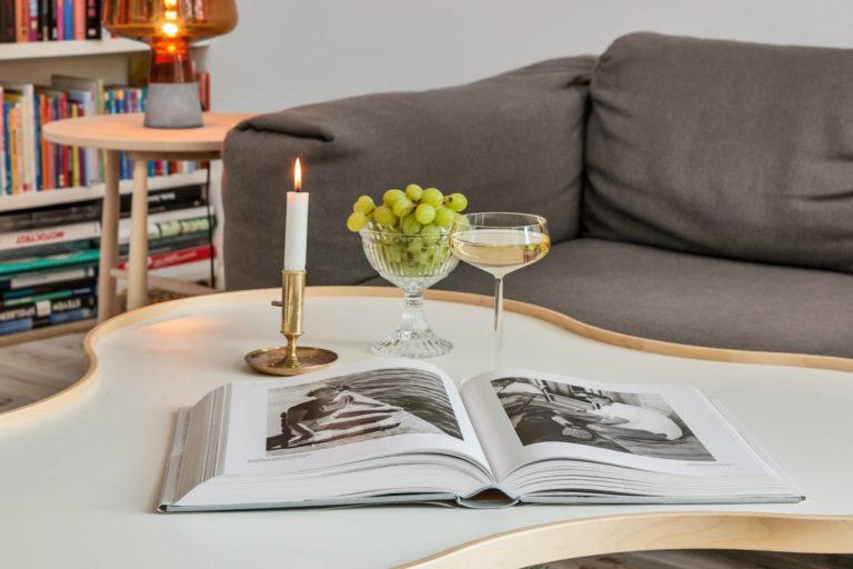 . Bohemian Nordic Interior Referenzprojekt Rest Sofa Anderssen und Voll Muuto