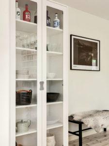 . Bohemian Nordic Interior Referenzprojekt Dagny Sitzbank Emma Olbers Tre Sekel