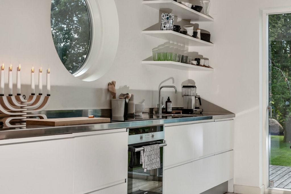 Bohemian Nordic Interior Referenzprojekt Nordic Light Kerzenständer Jonas Grundell Design House Stockholm